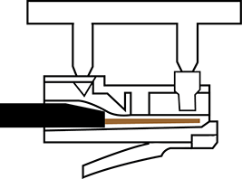 Modular Data Crimp Diagram